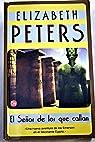 El señor de los que callan par Peters