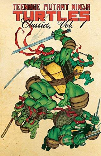 Teenage Mutant Ninja Turtles: Classics Vol. 1 (English ...