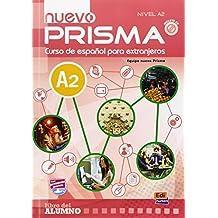 Nuevo Prisma. Nivel A2. Libro De Alumno ( CD) (Español Lengua Extranjera)