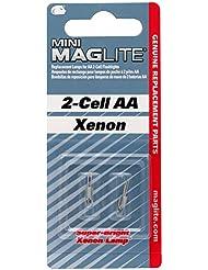 Maglite - Ampoule xénon pour Super Mini R3 et Mini R6 MAGLITE - Blister(s) x 2
