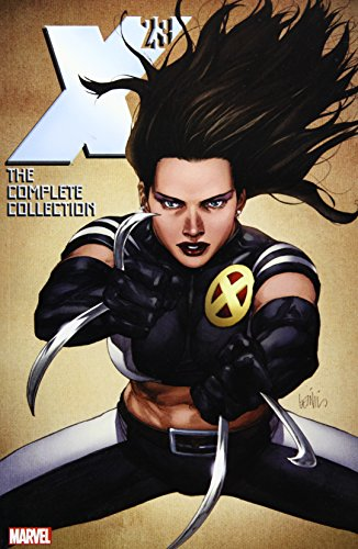 X-23 has left the X-Men to find the answers she seeks out in the world. But she'll soon find herself side by side with another of the team's mysterious orphans: Remy LeBeau, a.k.a. Gambit! Can they help each other survive Mister Sinister? Then, it's ...