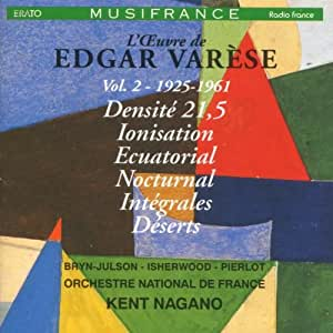 Varèse: Complete Works, Vol.2