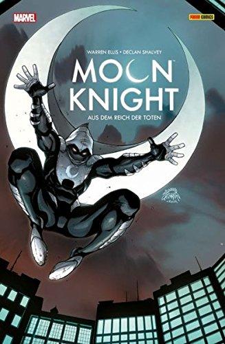 Moon Knight: Bd. 1: Im Reich der (Knight Moon Superhelden)