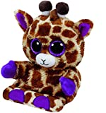 TY - TY00007 - Jesse, Giraffe mit Glitzeraugen, Peek-A-Boos, Smartphonehalter, 15 cm