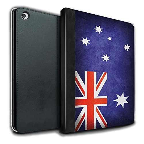 stuff4-pu-pelle-custodia-cover-caso-libro-per-apple-ipad-air-2-tablet-australia-australiano-bandiere