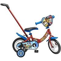 """TOIMSA 1030 Infantil Unisex Ciudad 10"""" Acero bicicletta - Bicicleta (Vertical, Ciudad, 25,4 cm (10""""), Acero,, 25,4 cm (10""""))"""
