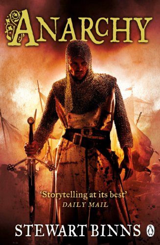 Anarchy (Making of England Book 3)