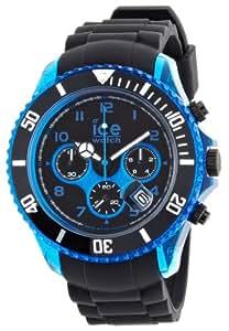 Ice-Watch Armbanduhr ice-Chrono Big Big Schwarz/Blau CH.KBE.BB.S.12