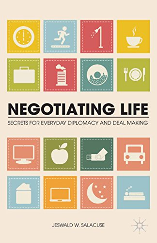 Negotiating Life: Secrets for Everyday Diplomacy and Deal Making (English Edition)