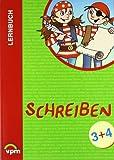 Lernbuch Schreiben 3/4. Strategien zum Texte schreiben: Arbeitsheft Klasse 3/4