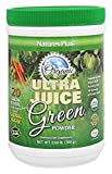 Natures Plus, Ultra Juice Green Drink (Organic) 300 grams
