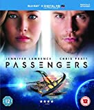 Picture Of Passengers [Blu-ray] [2017]