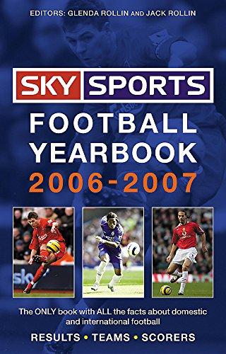 Sky Sports Football Yearbook 2006-2007 (Deutschland 2006 Fussball Ball)