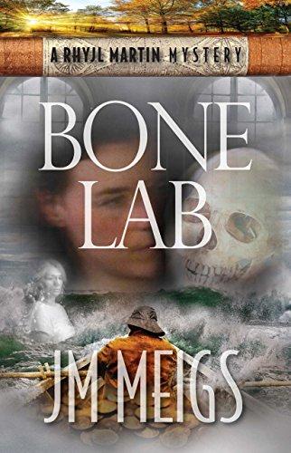 Bone Lab (Rhyjl Martin Mysteries Book 1) (English Edition)