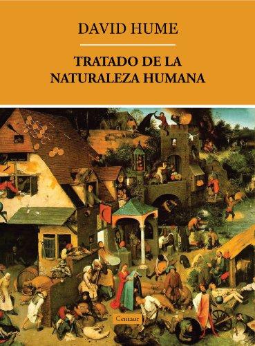 Tratado de la Naturaleza Humana [con índice] por David Hume