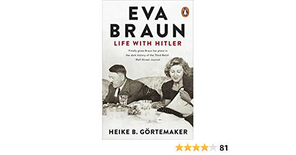 Eva Braun Life With Hitler English Edition Ebook Gortemaker Heike B Searls Damion Amazon De Kindle Shop