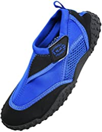 Nalu Hook and Loop Aqua Surf / Beach / Wetsuit Shoes