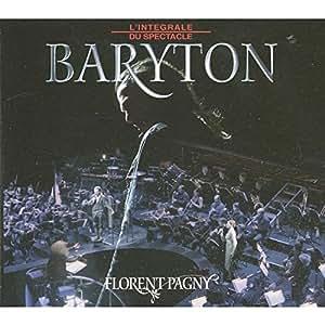 L'Intégrale du spectacle Baryton (Livre Disque)