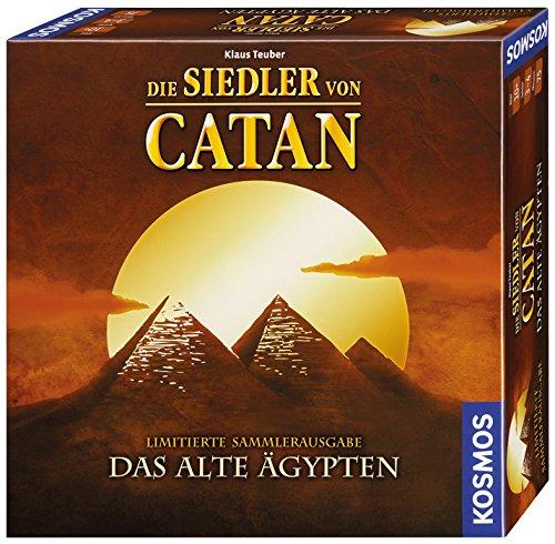 Siedler Von Catan - Das Alte Ägypten ()
