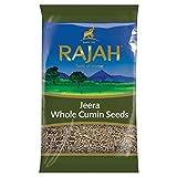 Rajah Jeera Whole Cumin Seeds 100g (Pack of 2)