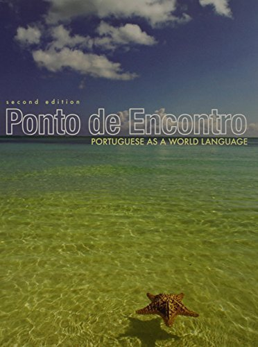 Ponto de Encontro: Portuguese as a World Language, MyPortugueseLab with Pearson eText -- Access Card and Oxford Portguese Dictionary (2nd Edition) by Clemence de Jouet-Pastre (2013-07-01)