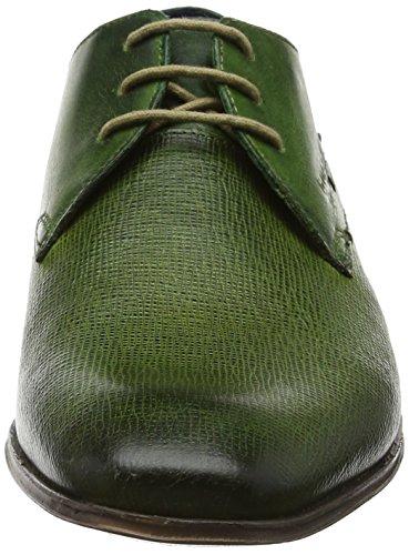 Bugatti Herren 311101082100 Derbys Grün (Green)