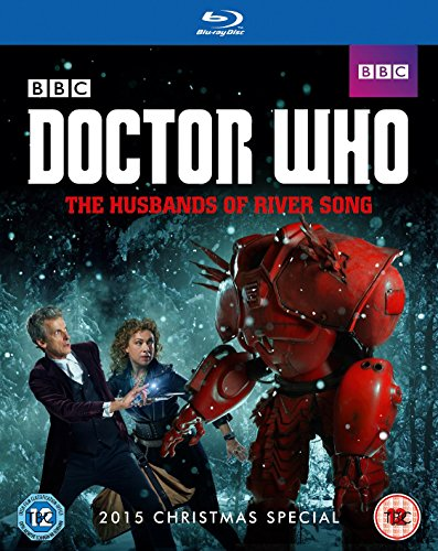 The Doctor Who 2015 Christmas Special – The Husbands of River Song