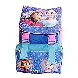 Sei un fan di Frozen? Ritorno a scuola con zaino Frozen fantastico. 30x12x41 cm