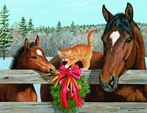 lang-holiday-treats-boxed-christmas-card-by-persis-clayton-weirs-5375-x-6875-18-cards-and-19-envelop