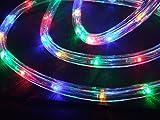 LED Lichtschlauch 25 m Farbe multicolor (bunt) innen außen von Gartenpirat