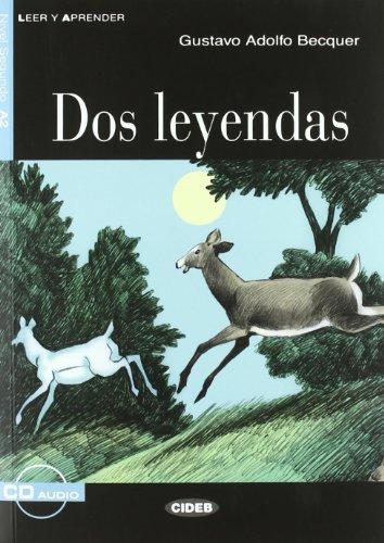 Dos leyendas : Nivel segundo A2 (1CD audio)