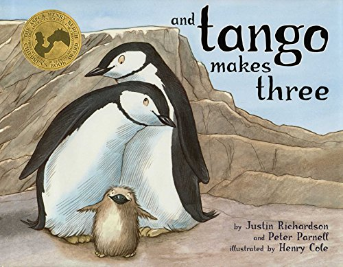 And Tango Makes Three por Justin Richardson