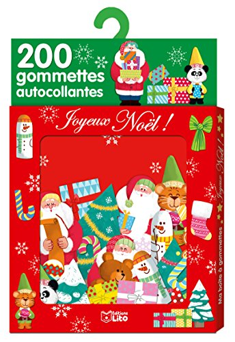 Ma Boite à Gommettes : Joyeux Noël ! - De 3 à 5 ans