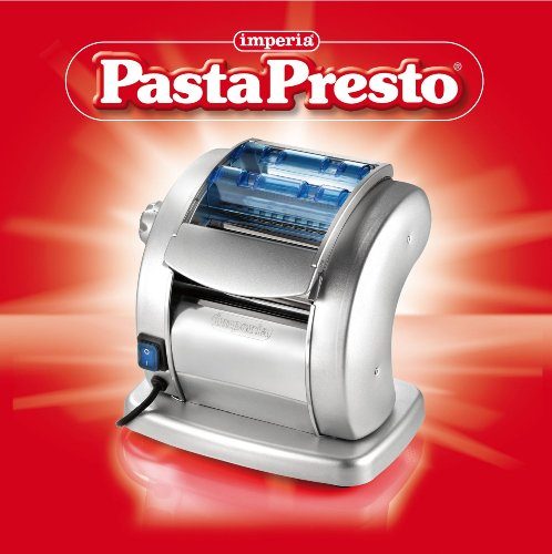 Imperia Pasta Presto Electric