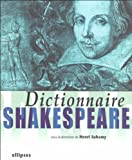 Dictionnaire Shakespeare