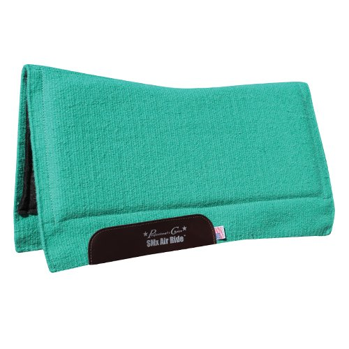 Professionals' Choice ProfChoice Comfort-Fit SMX H.D. Air Ride Western Pad Emerald 76cm -