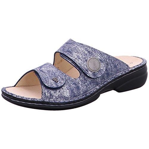 c3db99dd3c Finn Comfort Sandalias Para Mujer Azul Azul, Color Azul, Talla 40