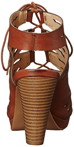 CL By Laundry Whizz Synthétique Sandales Rich Brown