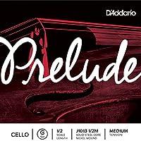 Daddario Orchestral Preludeg J1013 1/2 Med - Cuerda cello