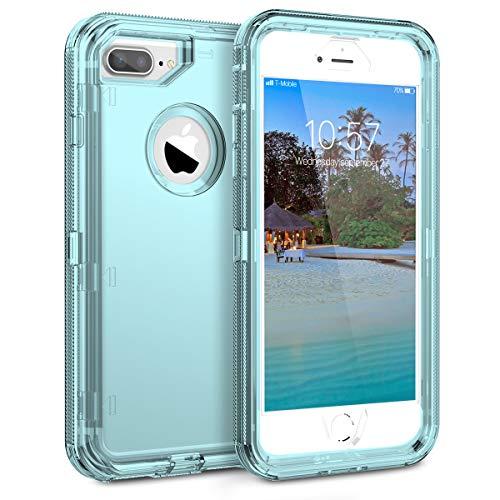KOTPARX Funda iPhone 6 Plus/6S Plus/7 Plus/8 Plus