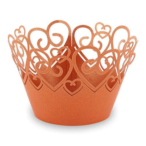 Elfenstall-Cupcake-Muffin-Papierfrmchen-Zierumrandung-Dekorand-Herz-Liebe-Love-12-Stck-Geburtstage-Hochzeiten-Kommunion-Konfirmation-Taufe-Ostern-Partys-oder-Feste