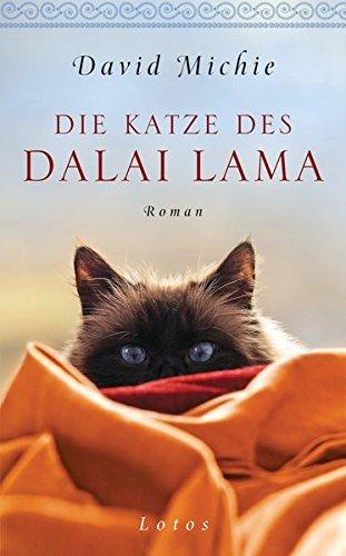 Buchseite und Rezensionen zu 'Die Katze des Dalai Lama: Roman' von David Michie