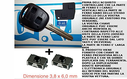 gm-production-138kit-2sw1-carcasa-para-llave-de-coche-8mm-mando-a-distancia-de-toyota-con-botones-y-