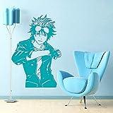 guijiumai Wandtattoo Anime Manga Boy Guy Japaness Stil Dekoration Mode Vinyl Kunst Abnehmbare Wanddekor Y 3 57X85 cm