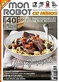 MON ROBOT CE HÉROS N°2 'Cuisine Régionale'