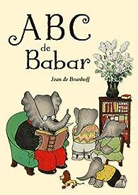 ABC de Babar par  Jean de Brunhoff