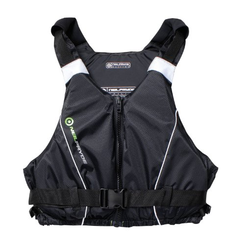 Neil Pryde RACELINE Front Zip Buoyancy Aid / Vest Junior - Black Junior