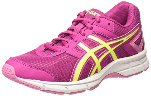 ASICS Gel-Galaxy 8 GS, Chaussures de Running Compétition Fille, Rose (Berry/Flash Yellow/Flamingo 2107), 35.5...