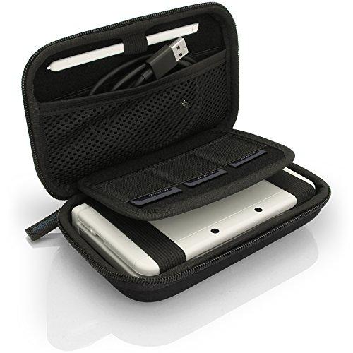 Hart Schutzhülle Kompatibel mit Nintendo 3DS (Nicht FÜR 3DS XL) - Schwarz ()