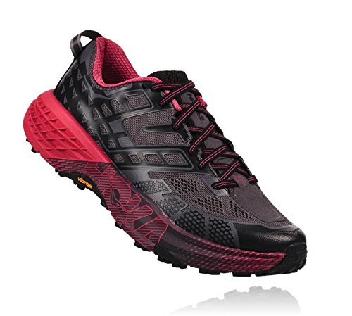 HOKA one one W Speedgoat 2 Black Azalea